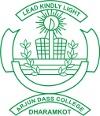 Arjan Dass College, Dharamkot Logo